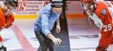 Даниэль Негреанут увлекся хоккеем