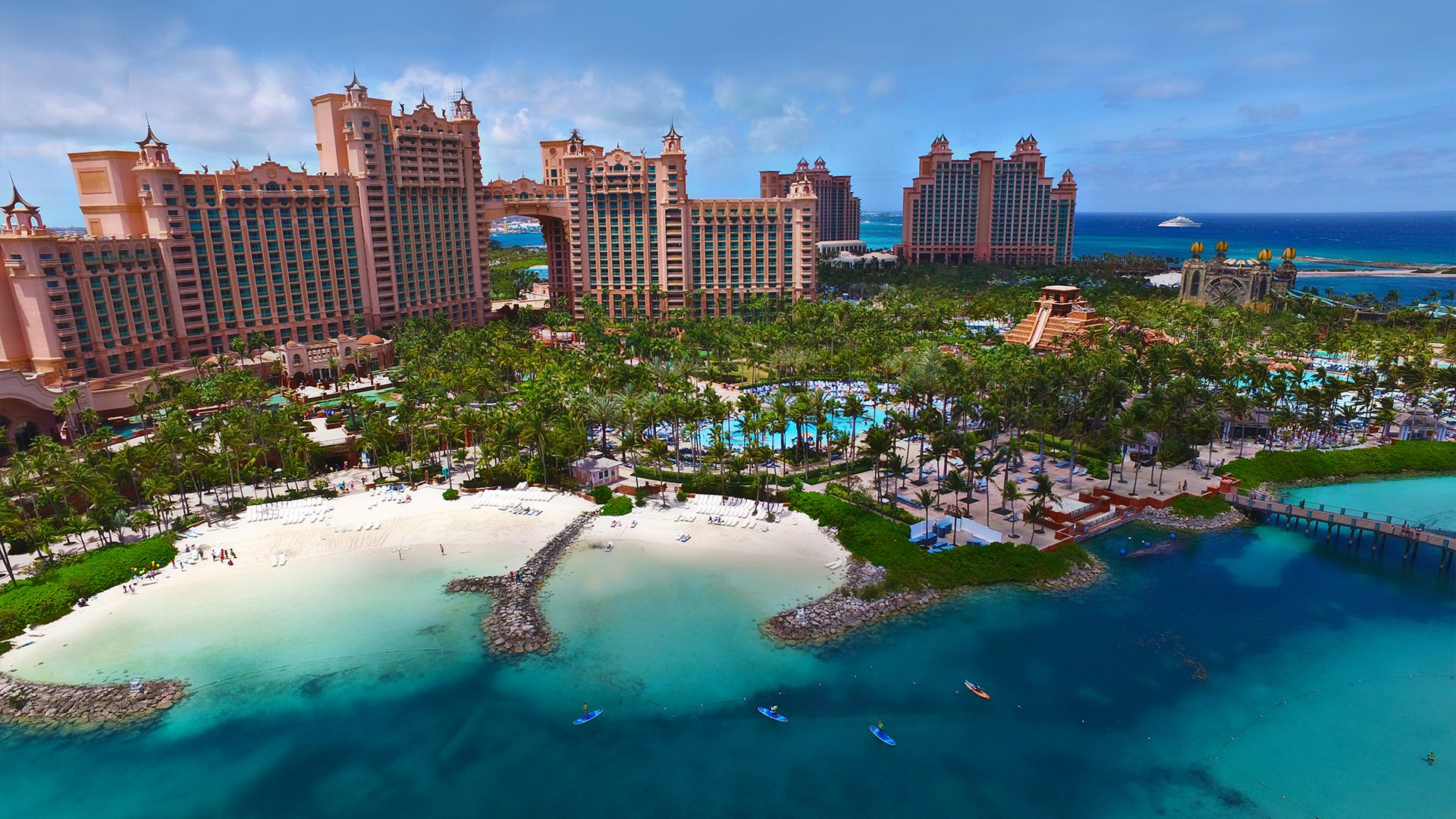 Atlantis casino and resort